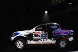 """Ford geht 2014 mit zwei Ranger an den Start der weltberühmten Marathon-Rallye """"Dakar"""""""