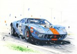 Ford+GT40+sideways