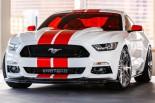2014 SEMA: 3D Carbon Mustang