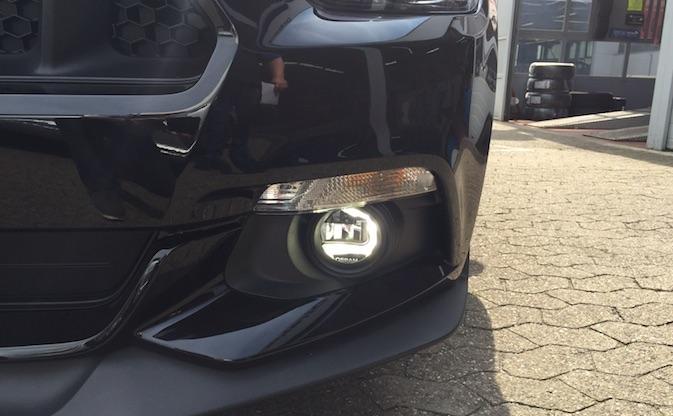 Gescheites Tfl F 252 R Euro Mustang 2015 Von Osram Allgemein