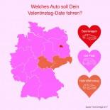 PM Valentinstag Landkarte