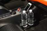 Ford GT cup holders